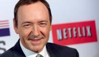 Kevin Spacey era una de las estrellas de Netflix. Foto: Reuters