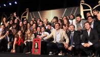 Publicis Ímpetu se consagró como la mejor agencia del año Foto: Publicis
