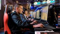 Imán: los videojuegos concitan la atención de todo el mundo. Foto: EFE