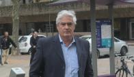 Agustín Bascou. Foto: Archivo El País