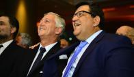Jorge Barrera y Rodolfo Catino, una fórmula para las elecciones de Peñarol