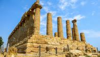 Ruinas griegas