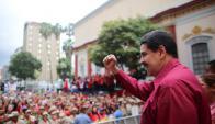 La polémica ley fue expresamente solicitada por Maduro. Foto: Reuters