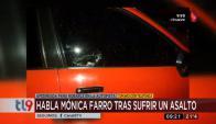El auto de Farro
