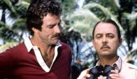 Tom Selleck y John Hillerman