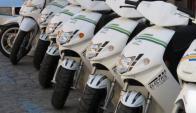 Hay 16 millones de bicicletas de alquiler que se reparten por toda China.