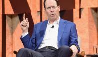 Randall Stephenson. El presidente ejecutivo de AT&T dijo que están dispuestos a ir a litigio si es necesario. (Foto AFP)