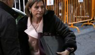 Carme Forcadell. Foto: Reuters