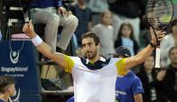 Pablo Cuevas, campeón del Uruguay Open