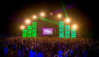 Box es la fiesta elegida por los más jóvenes el 31 de diciembre. Foto: Difusión