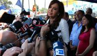 Cristina: la expresidenta tiene varias causas pendientes. Foto: Reuters