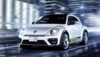 Volkswagen Beetle eléctrico. Foto: Volkswagen