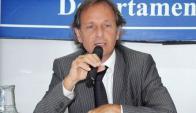 Jorge Alejandro Delhon. Foto: GDA/Archivo La Nación