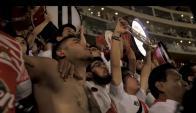 La hinchada de Perú se prepara para vivir una gran fiesta