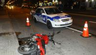 San José: Policía recibió denuncia de rapiña y capturaron al delincuente. Foto: Archivo