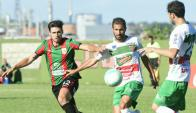Rampla Juniors vs. Boston River
