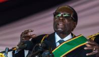 Robert Mugabe. Foto: AFP
