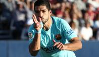 Luis Suárez. Foto: AFP.