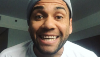 Dani Alves. Foto: Instagram