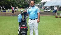 Destaque. Juan Álvarez fue décimo en el Visa Open.