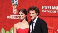 Diego Forlán estará en el sorteo del Mundial