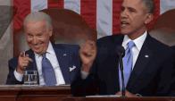 Biden y Obama. Foto: Twitter @BarackObama