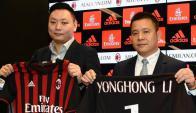 Yonghong Li, el empresario que compró al Milan