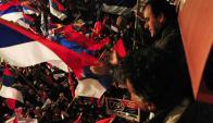 Campaña: las secuelas de la política en Maldonado y Cambio Nelson siguen calando hondo en los partidos. Foto: R. Figueredo