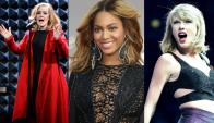 Las mujeres mejores pagas de la música