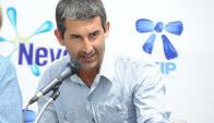 Pablo Caggiani, consejero de Primaria. Foto: Presidencia