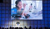 Michael Landel. El CEO global de Sodexo destacó que las personas siguen deben seguir siendo el centro del pensamiento. (Gentileza Sodexo)