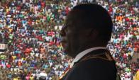 Emmerson Mnangagwa. Foto: Reuters