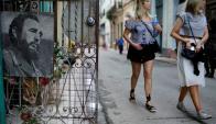 La Habana: Cuba apuesta su economía al turismo extranjero. Foto: Reuters
