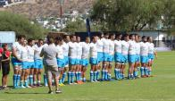 Los Teros vs. Namibia. Foto: Uwe's Photo Moments