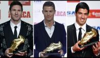 Ganadores históricos de la bota de oro