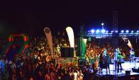 Durante el evento musical serán sorteadas 5 bicicletas, viajes y más premios. Foto: El País