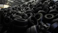 En 2020: el 95% de los neumáticos viejos tendrán un destino. Foto: archivo El País