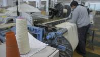 Industria fue la actividad que registró más beneficiarios del subsidio. Foto: F. Ponzetto