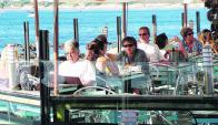 Entre enero y octubre el gasto turístico ascendió a US$ 1.923 millones. Foto: R. Figueredo