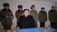 Kim Jong-un. Foto: Reuters
