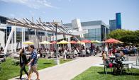 Google. El gigante tecnológico es uno de los motores de la economía de Silicon Valley.