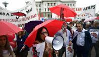Los cincuentones tienen previsto movilizarse frente al Palacio Legislativo el 5 de diciembre. Foto: F. Ponzetto