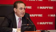 Antonio Huertas, presidente de Mapfre. Foto: EFE
