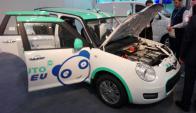Lifan quiere construir autos eléctricos en Uruguay. Foto: Diego Ferreira