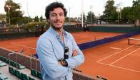 Pico Mónaco en Carrasco Lawn Tennis. Foto: Marcelo Bonjour