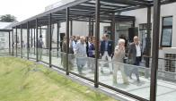 Nueva sede de Durazno tiene capacidad para 2.000 alumnos. Foto: Presidencia