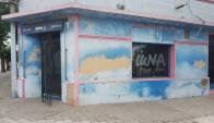 Femicidio en un pub de Dolores. Foto: Daniel Rojas