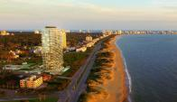 Proyectos edilicios en Punta del Este. Foto: difusión