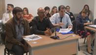 Pereira y Abdala fueron denunciados por difamación por Susana Nicodella. Foto: F. Flores