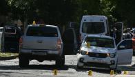Operativo terminó con tiroteo y un muerto. Foto: Ariel Colmegna